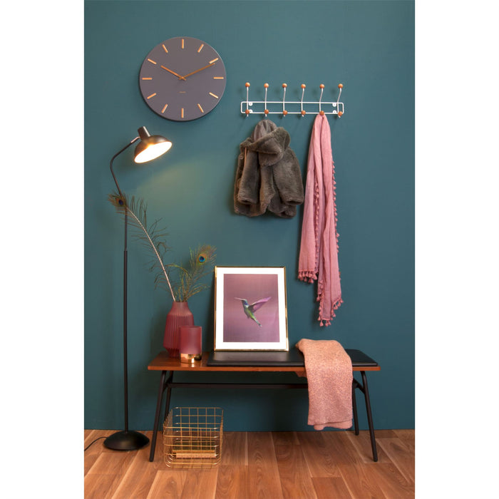 Present Time Saturnus 6 Coat & Hat Hanger