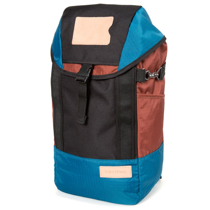 Eastpak Fluster Merge Mix Brown Backpack