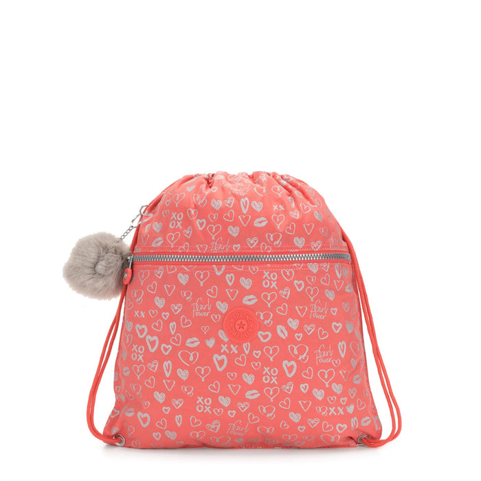 Kipling Supertaboo Drawstring Bag