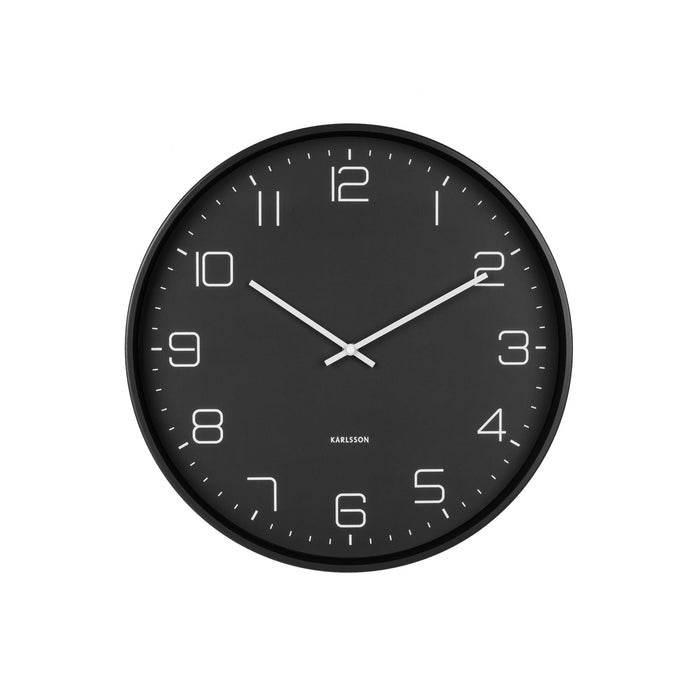 Karlsson Lofty Iron 40cm Wall Clock