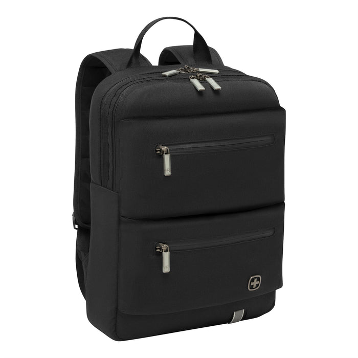 "Wenger CityMove 14"" Laptop Black Backpack"