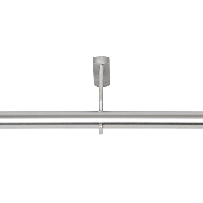 Umbra Twilight 3/4 Steel Nickel Curtain Rail