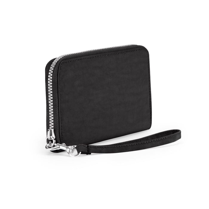 Kipling Olvie Wristlet Black Purse / Clutch