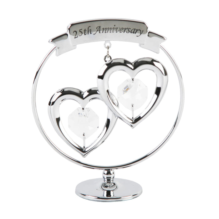 Crystocraft Anniversary Swarovski Crystal Ornament
