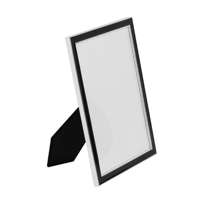 iFrame Silverplated Frame & Colour Photo Frame