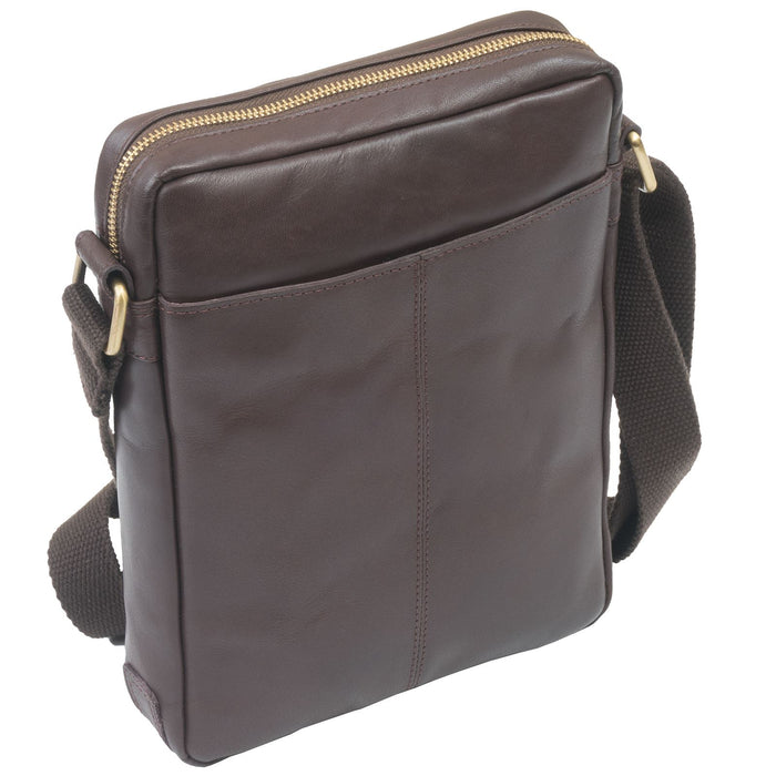 Underwood & Tanner Jake Leather Shoulder Bag