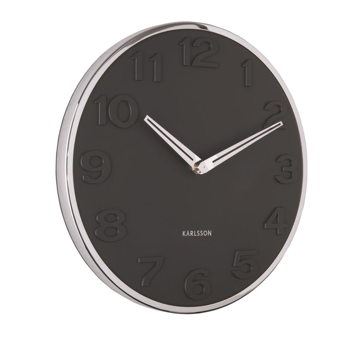Karlsson New Original Numbers 30cm Wall Clock