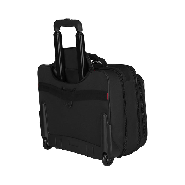"Wenger Granada 17"" Laptop Wheeled Black Business Bag"