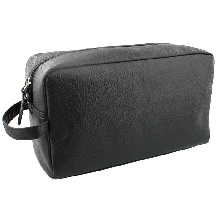 Harvey Makin Faux Leather Washbag