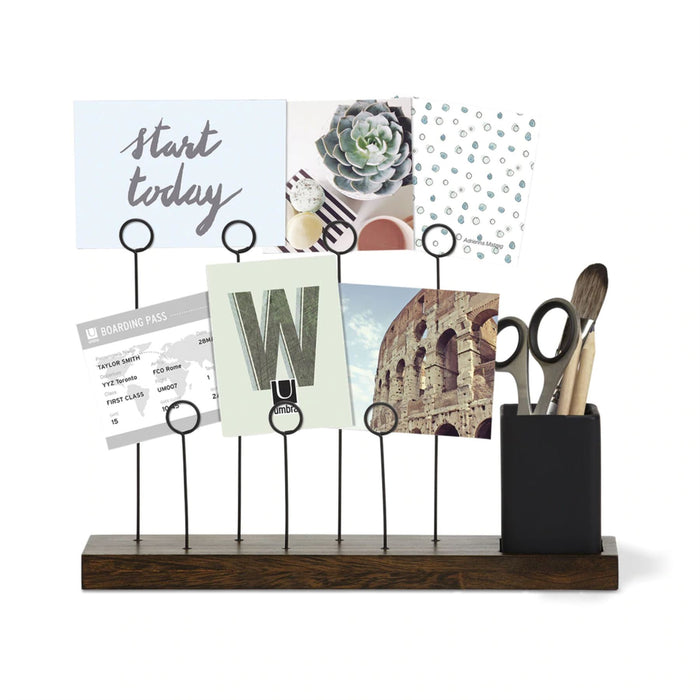 Umbra Gala Photo Display & Desk Tidy