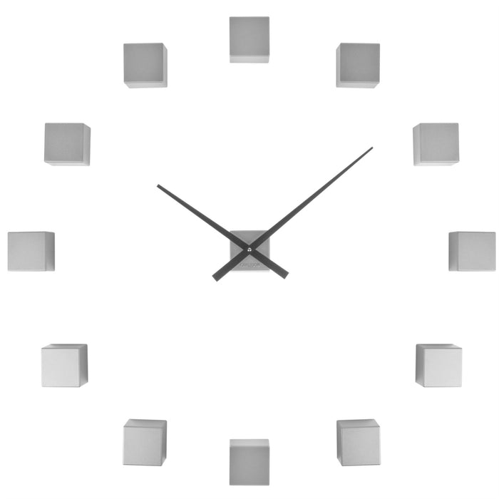Karlsson DIY Cubic 90cm Wall Clock