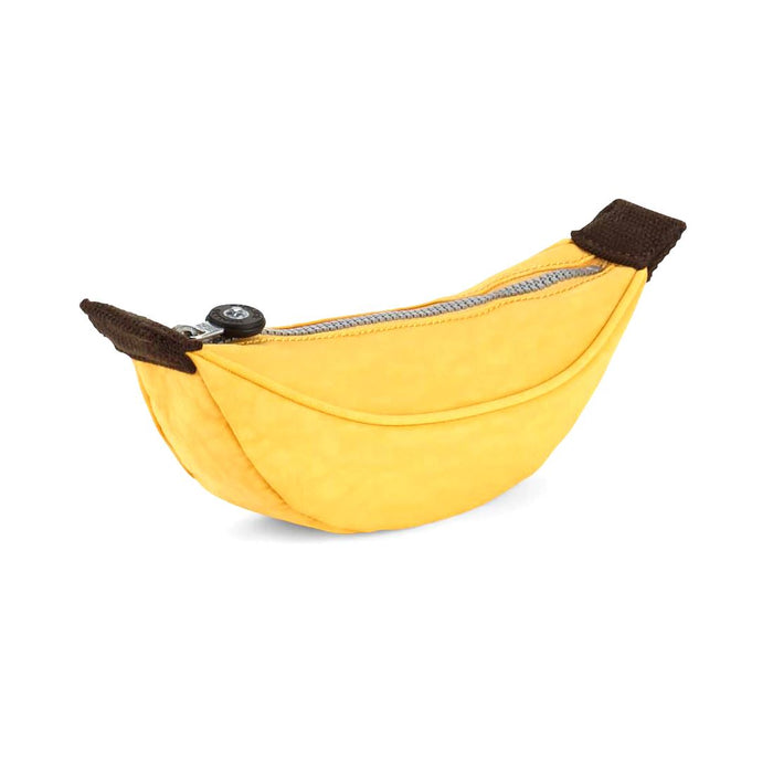 Kipling Banana Yellow Pencil Case
