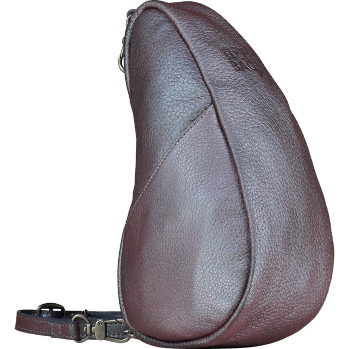 Healthy Back Bag Leather Large Baglett Handbag