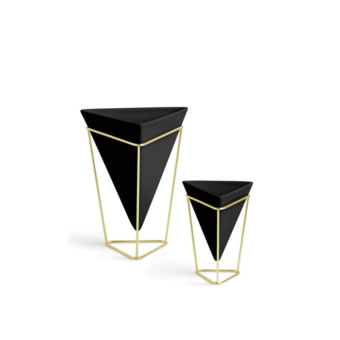 Umbra Trigg Tabletop Twin Set Pots