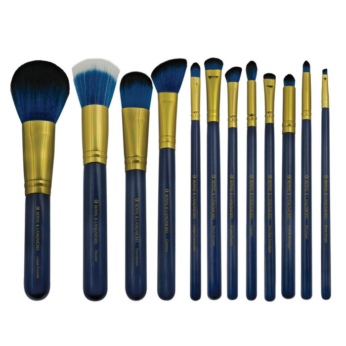 Royal & Langnickel 12 Brush Make Up Set in Case