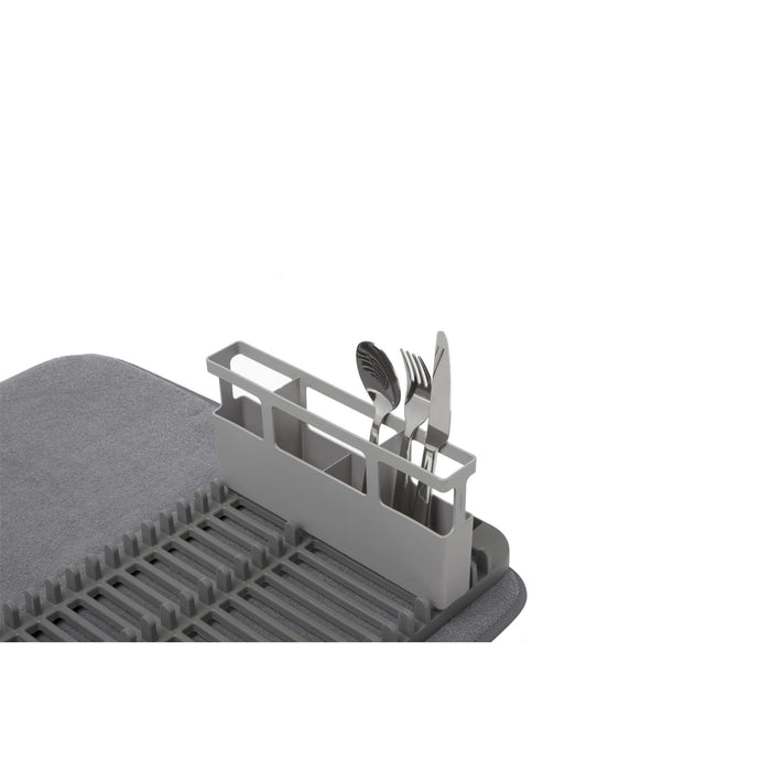 Umbra Udry Pack Away Dishrack with Drying Mat
