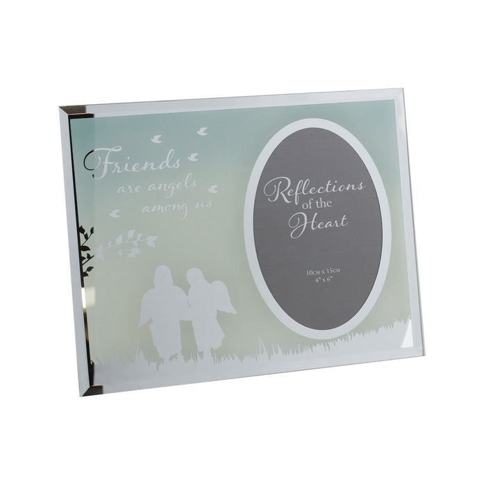 Reflections Of The Heart Photo Frame