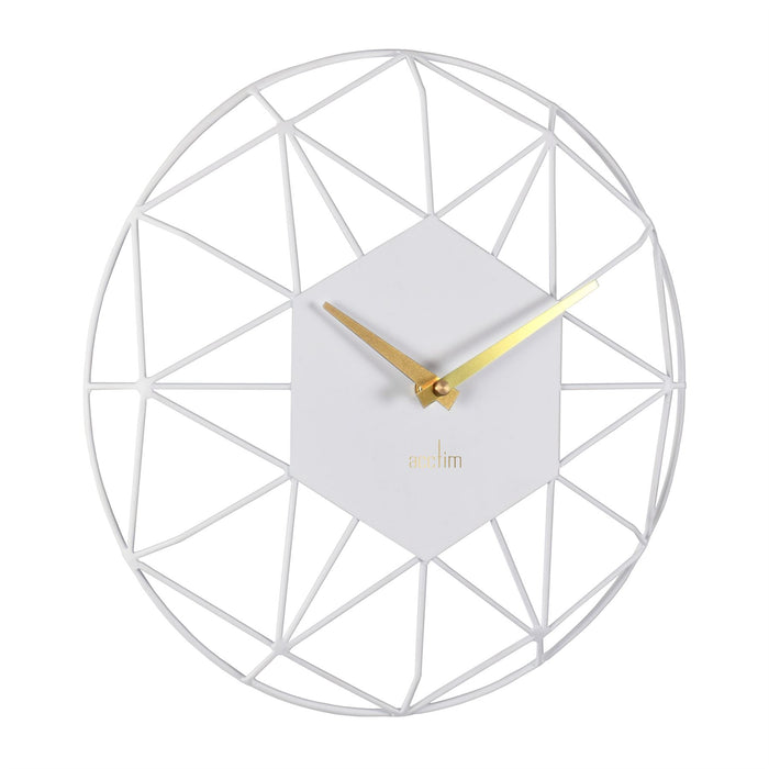 Acctim Alva 30cm Wall Clock