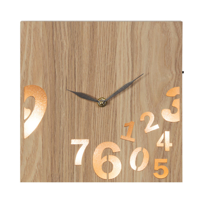 Home Living LED 22cm Wall Clock