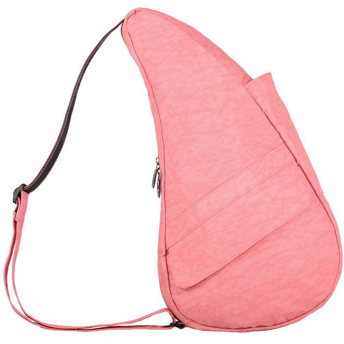 Healthy Back Bag Textured Nylon Small Handbag