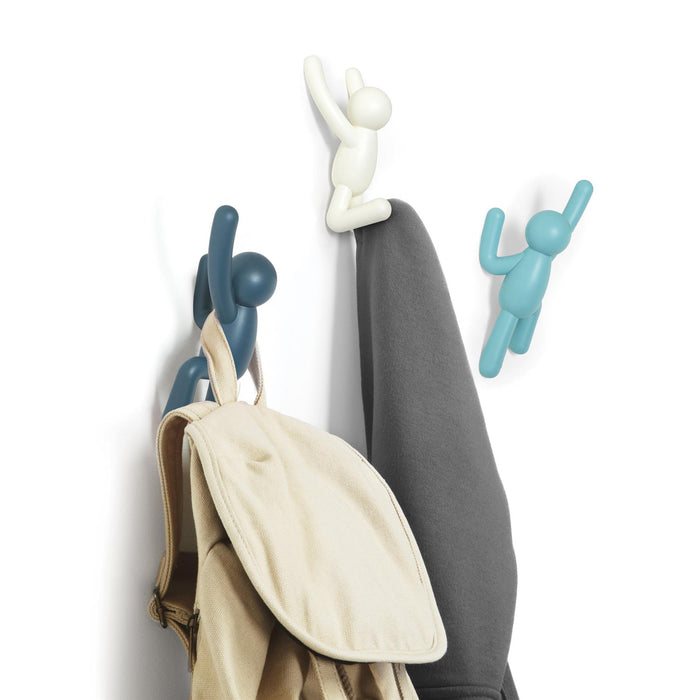 Umbra Buddy Set of 3 Wall Hooks