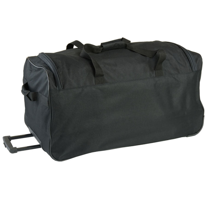 Victoria Large 2 Wheel Rolling Holdall