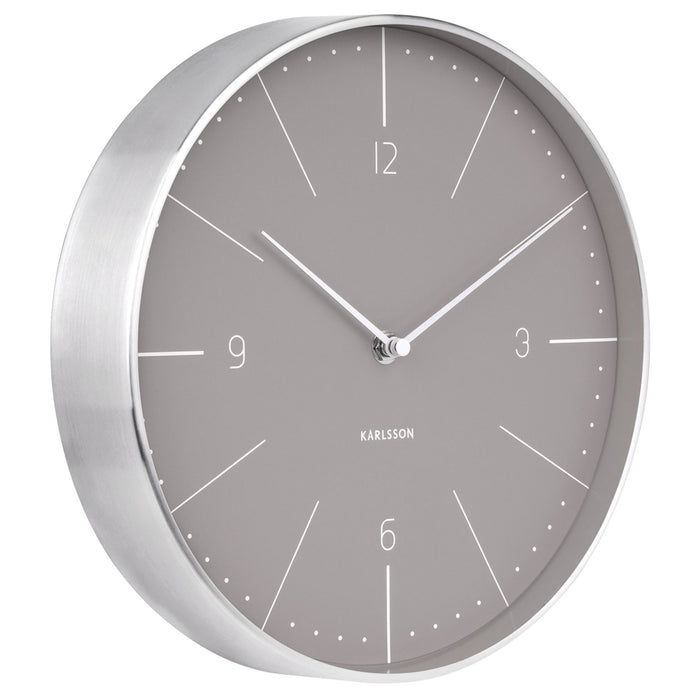 Karlsson Normann Numbers 27.5cm Wall Clock