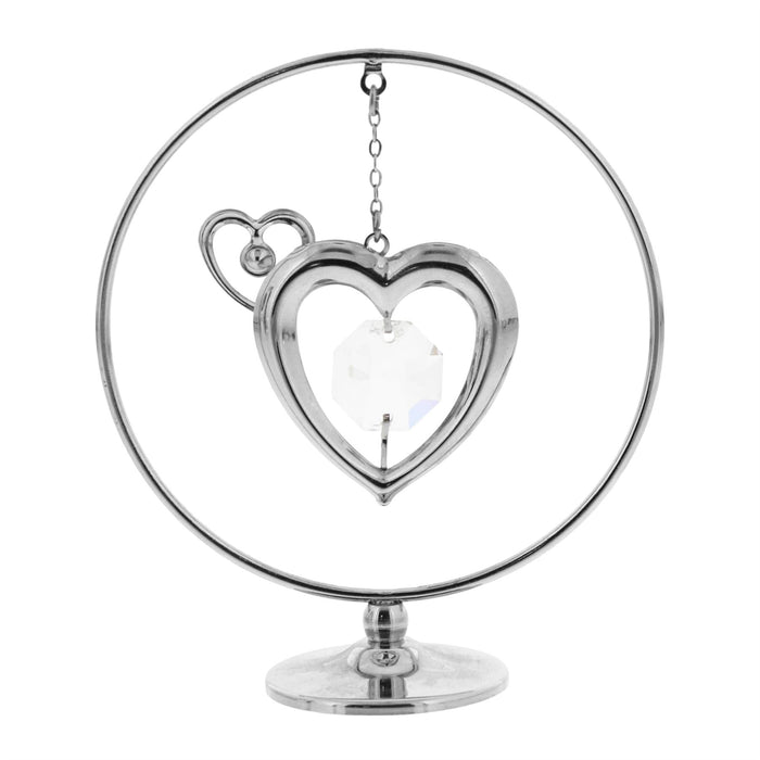 Crystocraft Freestand Mobile Swarovski Crystal Ornament