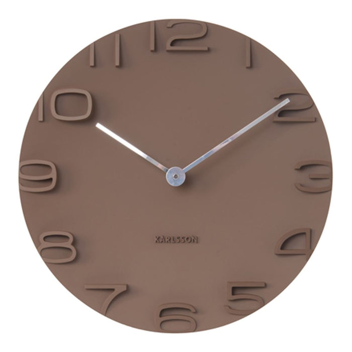Karlsson On The Edge 42cm Wall Clock
