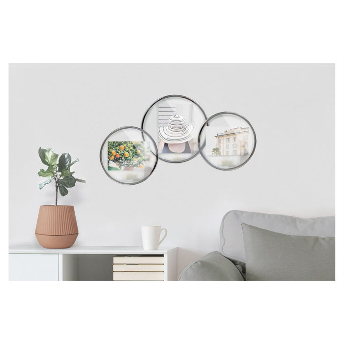 Umbra Infinity Wall Mount / Free Standing Photo Frame