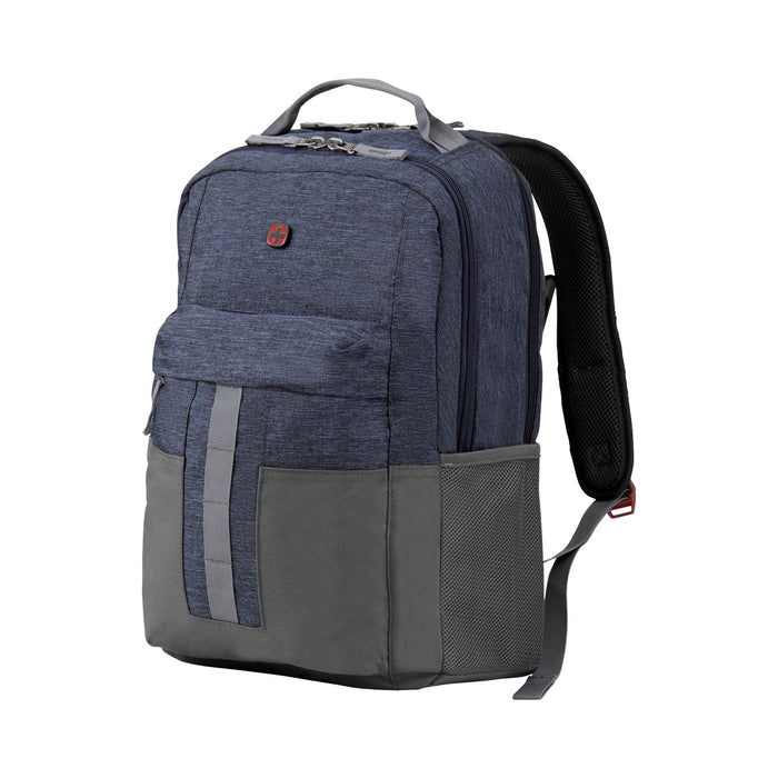 "Wenger Ero 16"" Laptop Denim Blue Backpack"
