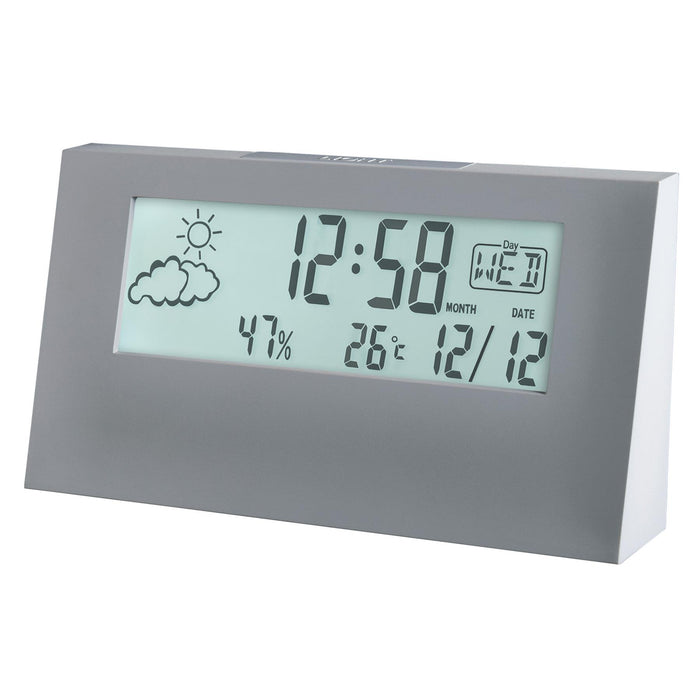 Acctim Vertex Weatherstation & Alarm Clock