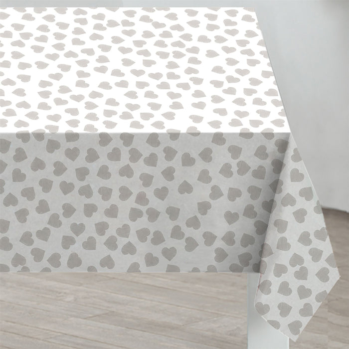 Sabichi PVC Easy Wipe 132 x 178cm Tablecloth