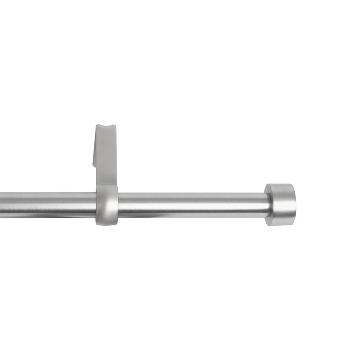Umbra Cappa 3/4 Steel Nickel Curtain Rail