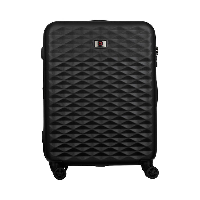"Wenger Lumen 24"" / 64cm Medium 4 Wheel Suitcase"