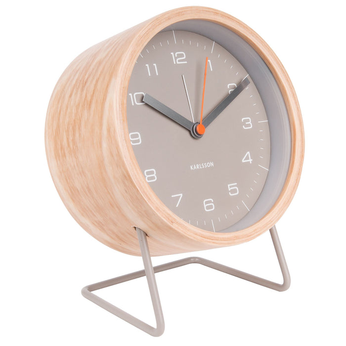 Karlsson Innate XL Silent Alarm Clock