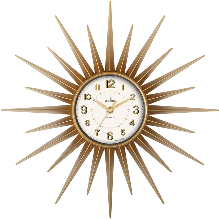 Acctim Stella 43cm Wall Clock