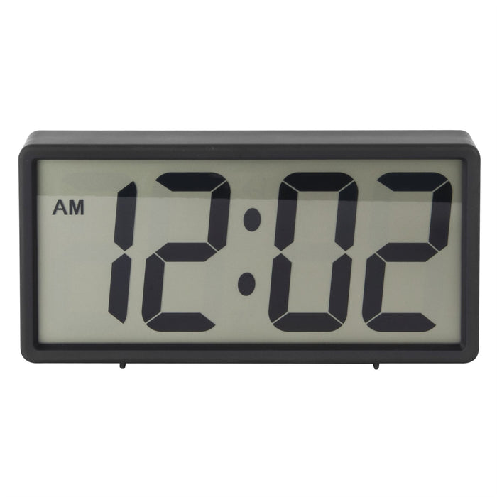Karlsson Coy Rubberised Digital Alarm Clock