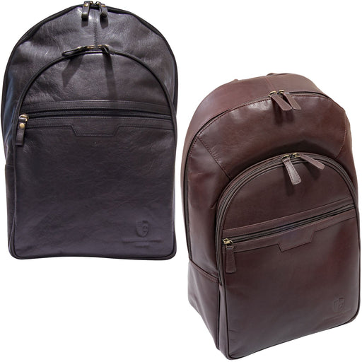 Underwood & Tanner James Leather Backpack