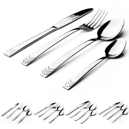 Sabichi Everyday Living 16 Piece Cutlery Set