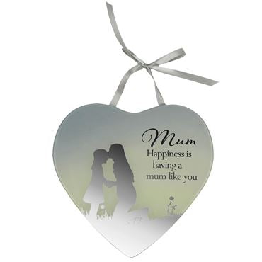 Reflections of the Heart Love Mirror Plaque