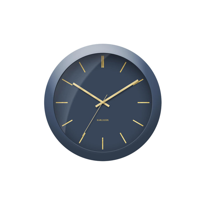 Karlsson Globe Wall Clock with Silent Movement