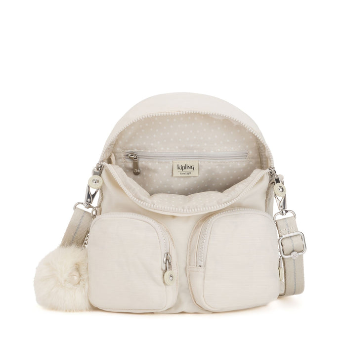 Kipling Firefly Up Backpack / Shoulder Bag