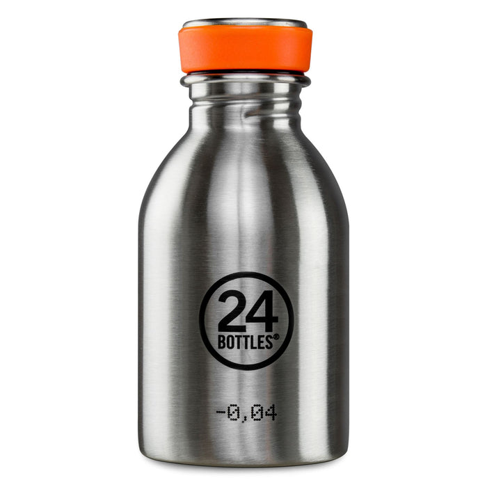 24 Bottles 250ml Urban Bottle Stainless Steel Drinks Bottle
