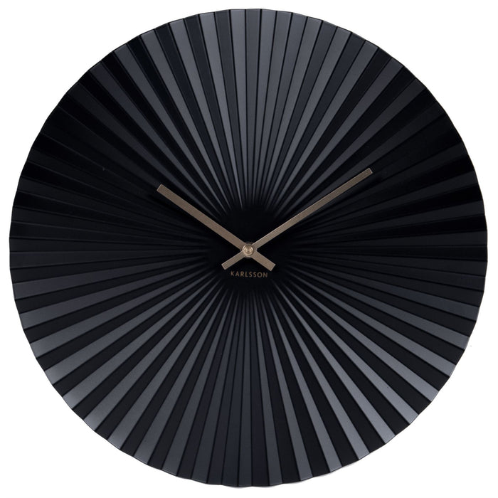 Karlsson Sensu Steel 40cm Wall Clock