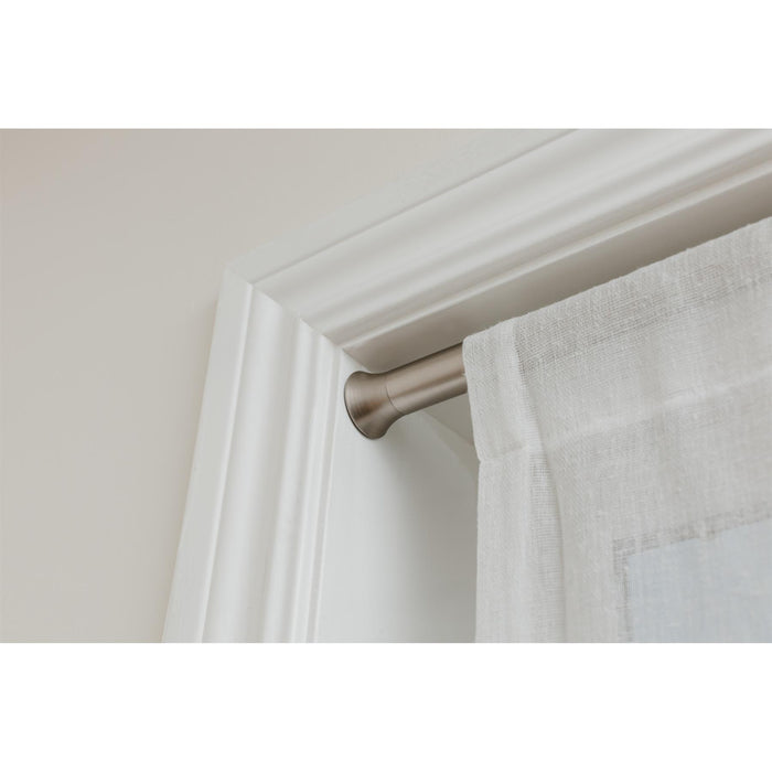 "Umbra Chroma 7/8"" Tension Rod Extendable Curtain Rail"