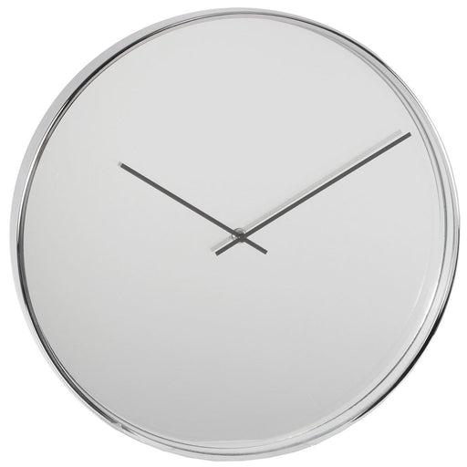 Wm. Widdop Metal Mirror Dial 40cm Wall Clock