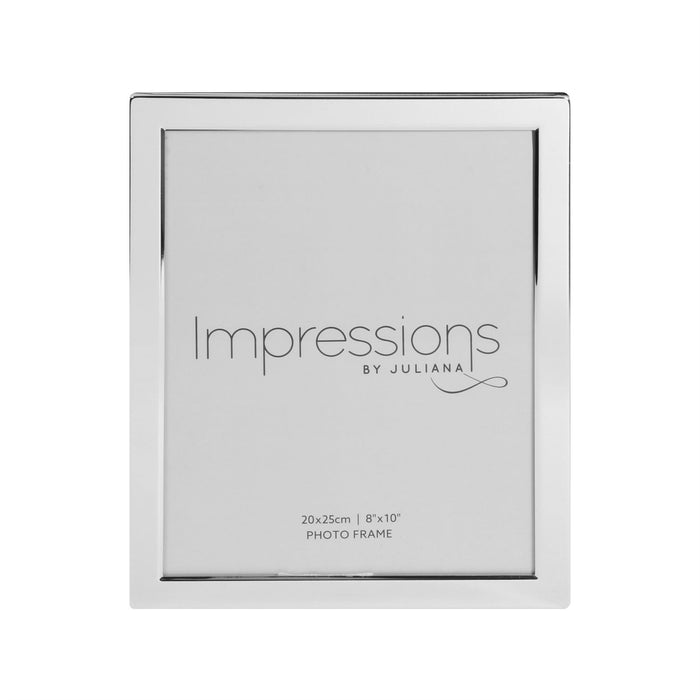 Impressions By Juliana Silverplated Photo Frame