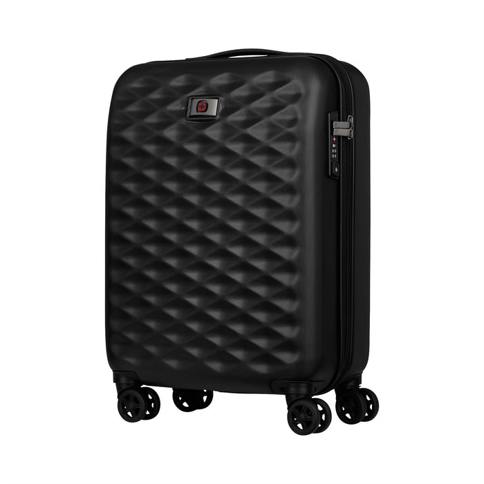 "Wenger Lumen 20"" / 55cm Small Carry-on 4 Wheel Suitcase"