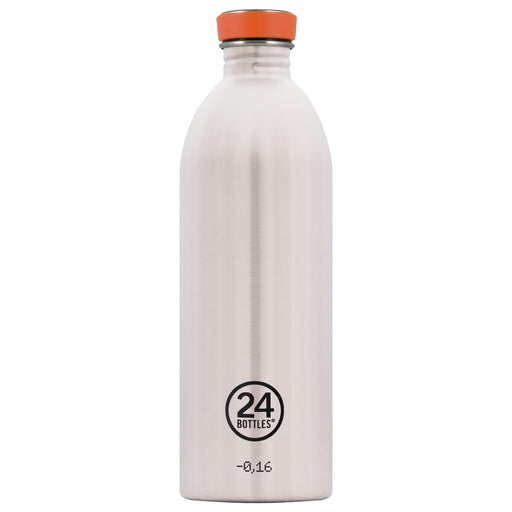 24 Bottles 1.0L Urban Bottle Stainless Steel Drinks Bottle